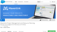 Mavenlink for Salesforce