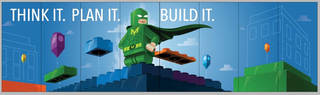Think It. Plan It. Build It.