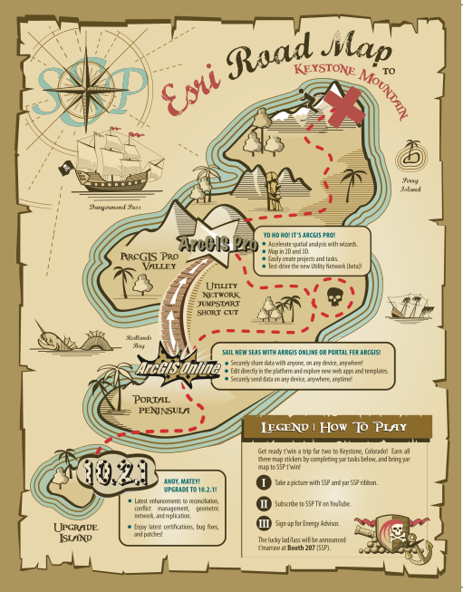 Arrrggis Roadmap To The Future Of Gis Sarah Alban Content Solutions